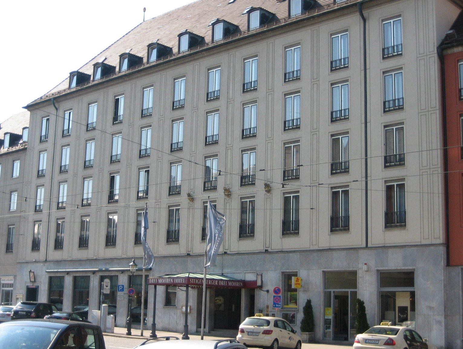 Sterne Hotel Augsburg