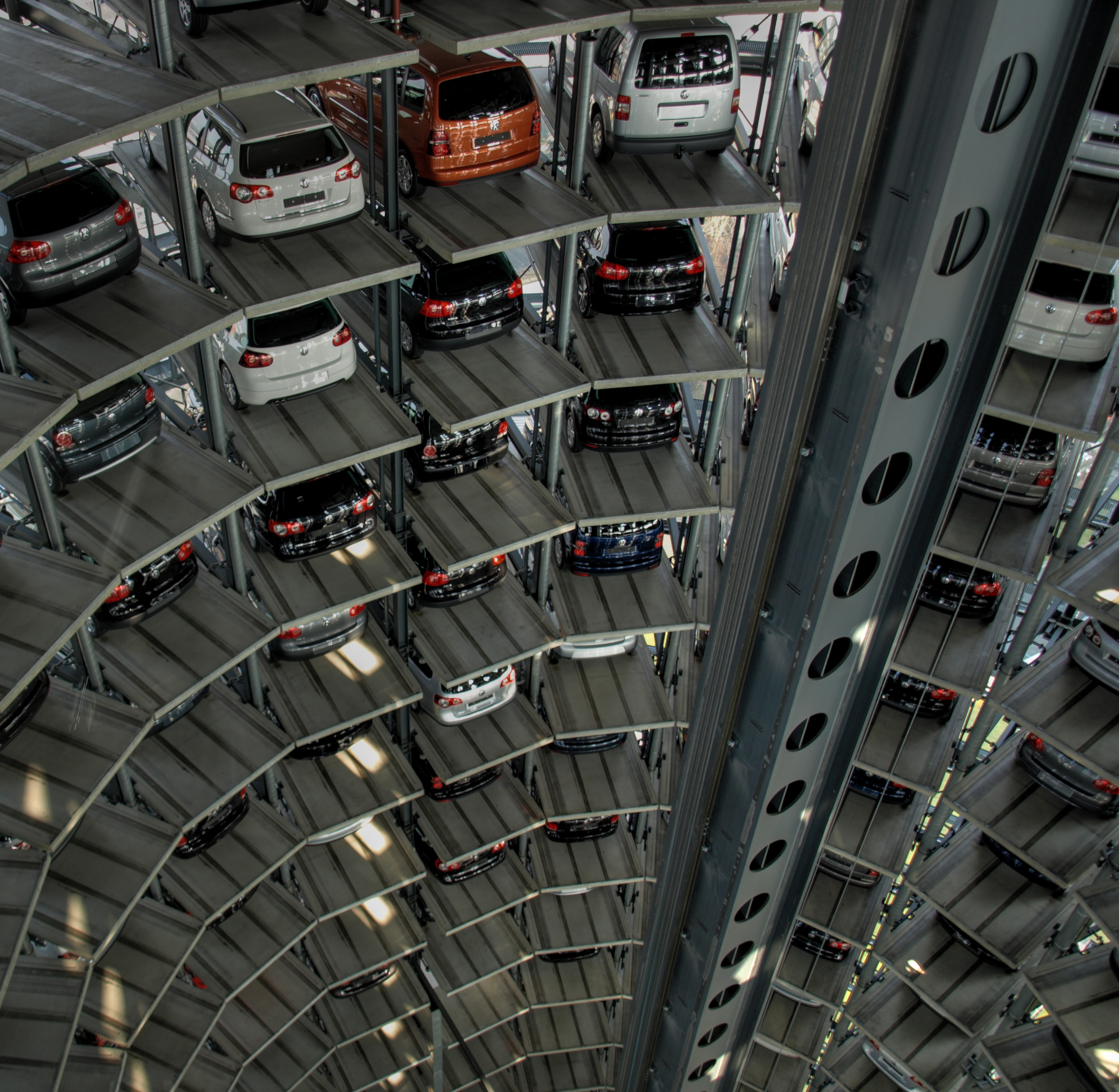 Automated Parking Systems Market