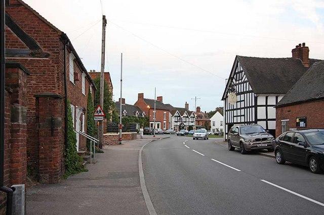 Bagot Street, Abbots Bromley, Staffs