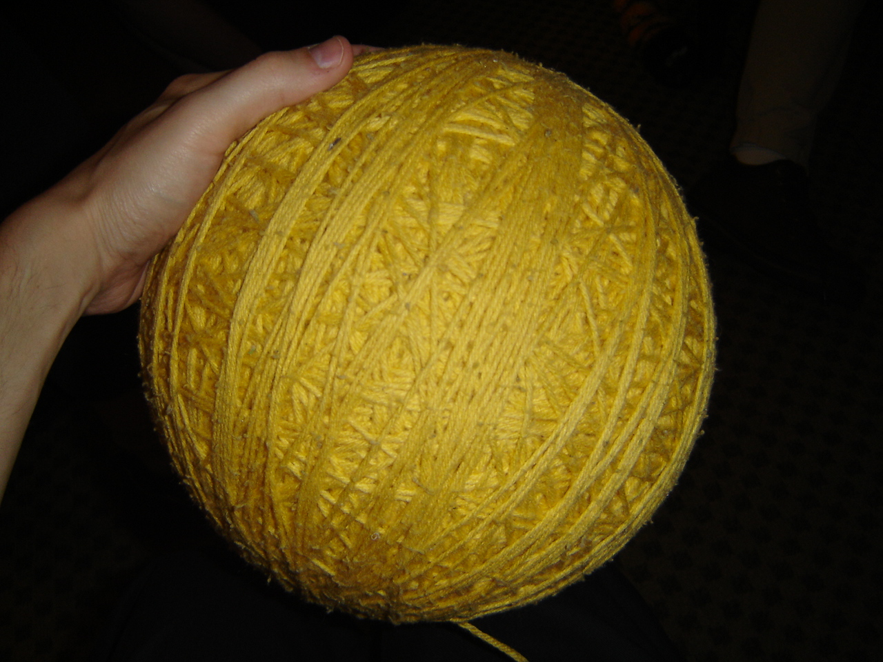 ball of yarn - photo #36