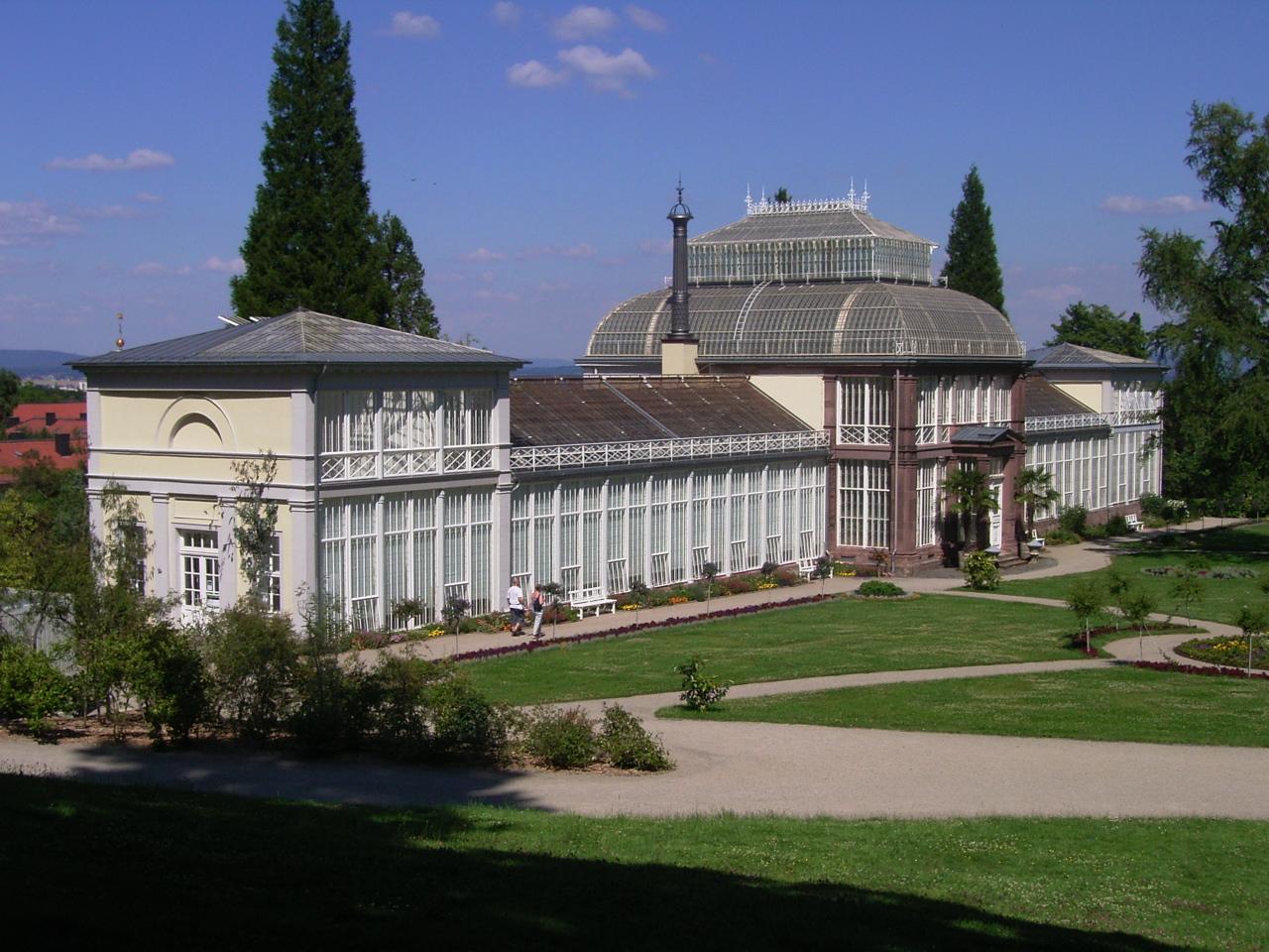 Grosses Gewachshaus Kassel Wikipedia