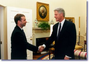 oval office fireplace. File:Bill Clinton With Todd Summers In The Oval Office.jpg Office Fireplace T