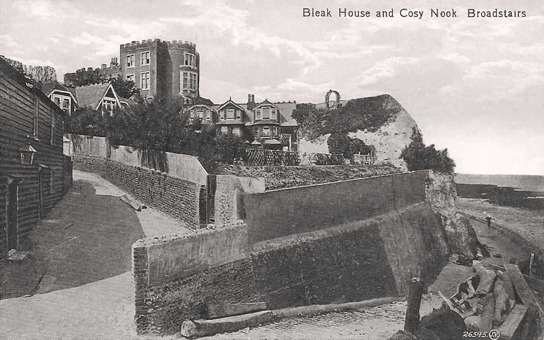 File:Bleak House And Cosy Nook Broadstairs Kent England.JPG