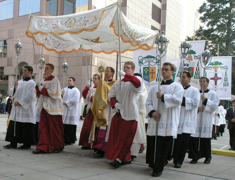 Eucharistic Congress History Eucharistic Congress