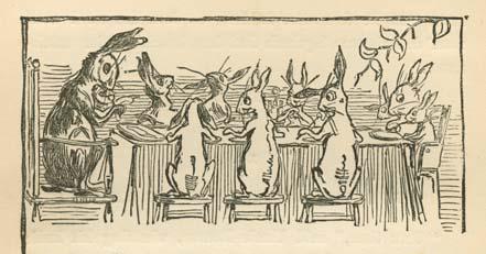 History of Brer Rabbit File Brer Rabbit at The Table