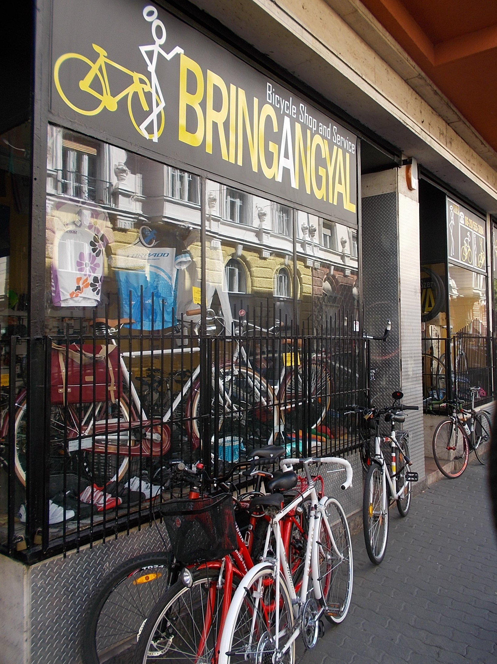 File bringangyal bicycle shop and service balzac street for Bmx store
