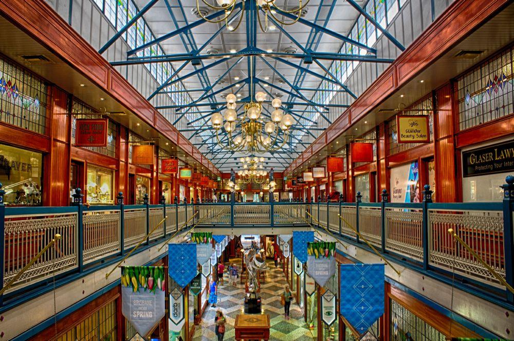 Brisbane Arcade Wikipedia