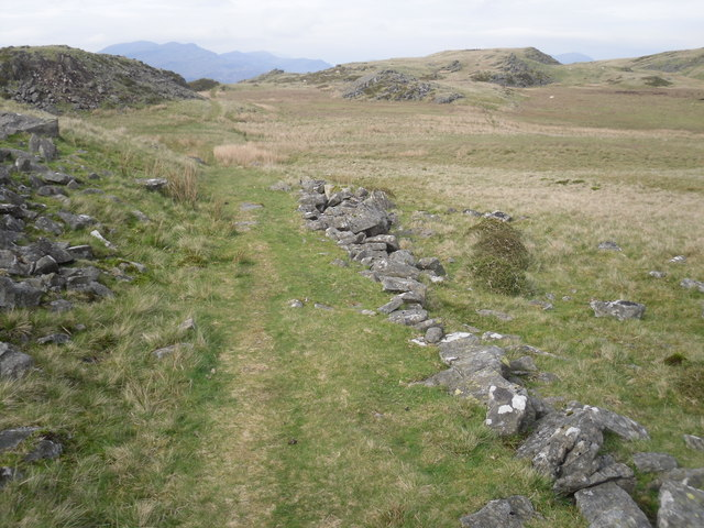 Bryn Cader Faner route - geograph.org.uk - 1350922