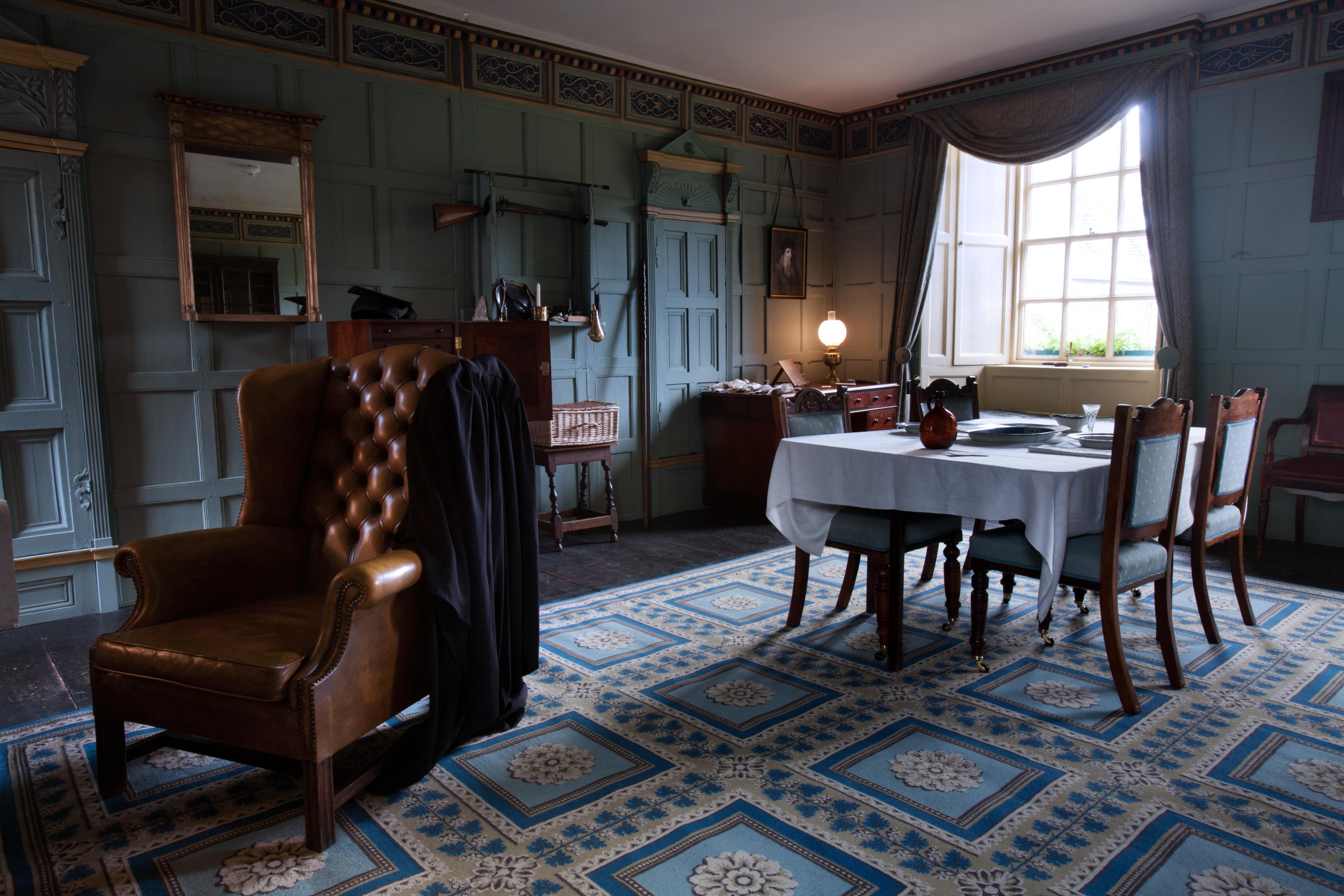 Darwin S Room On The Beagle