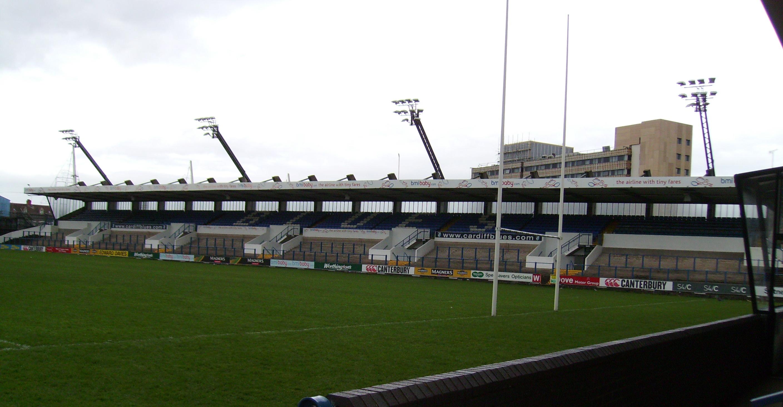 Cardiff Stadium Park And Ride Dogs