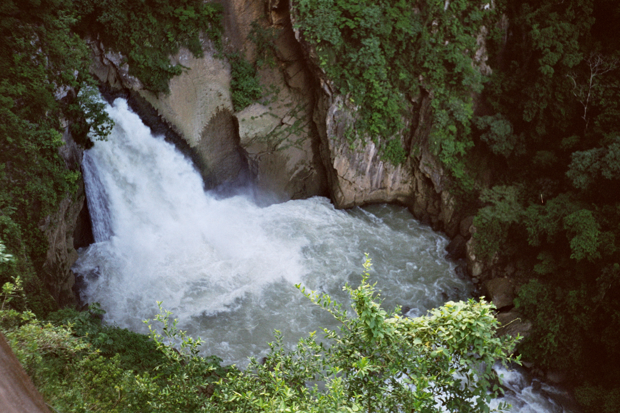 Cascada de Atoyac