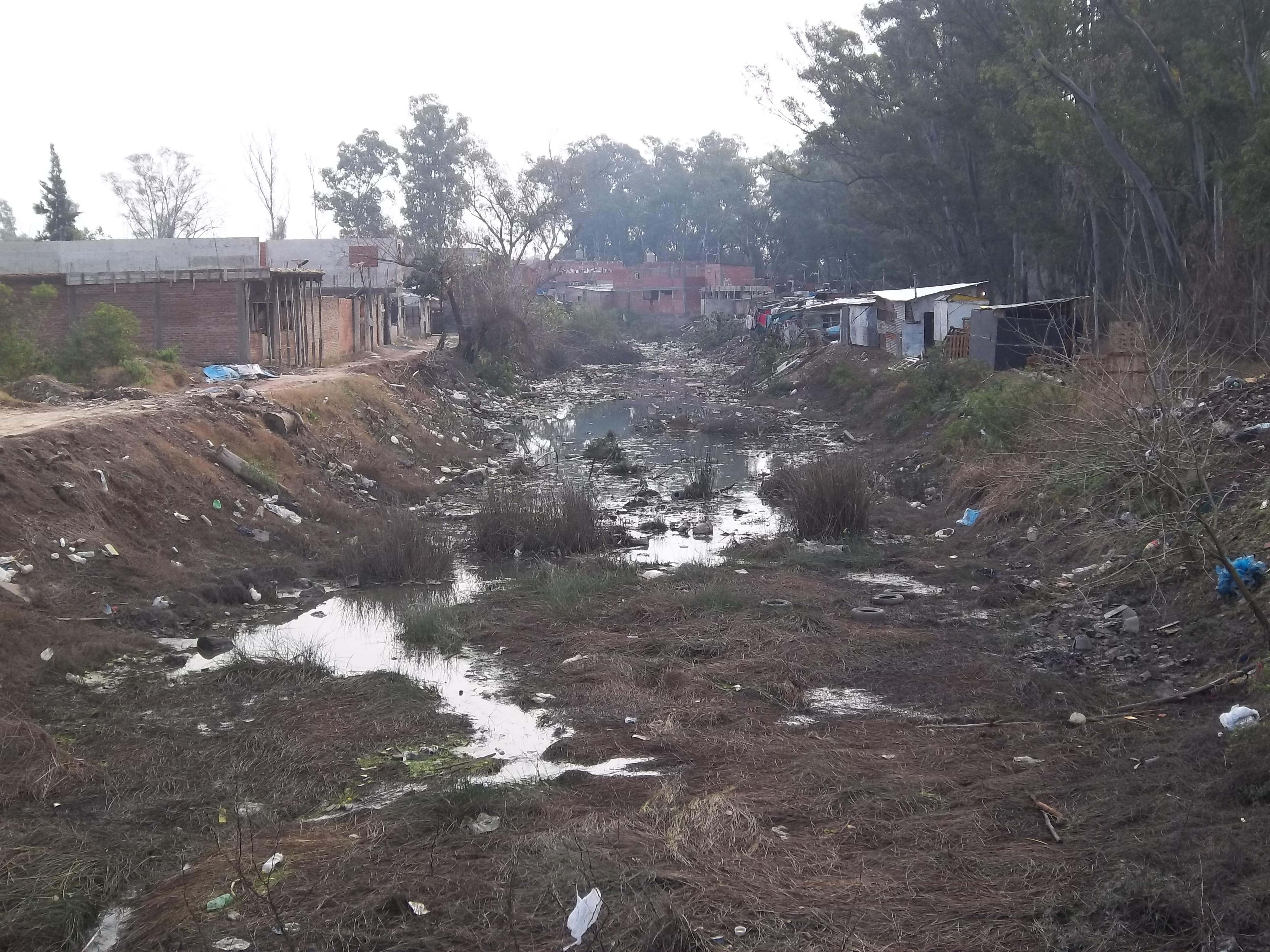 contaminacion en argentina