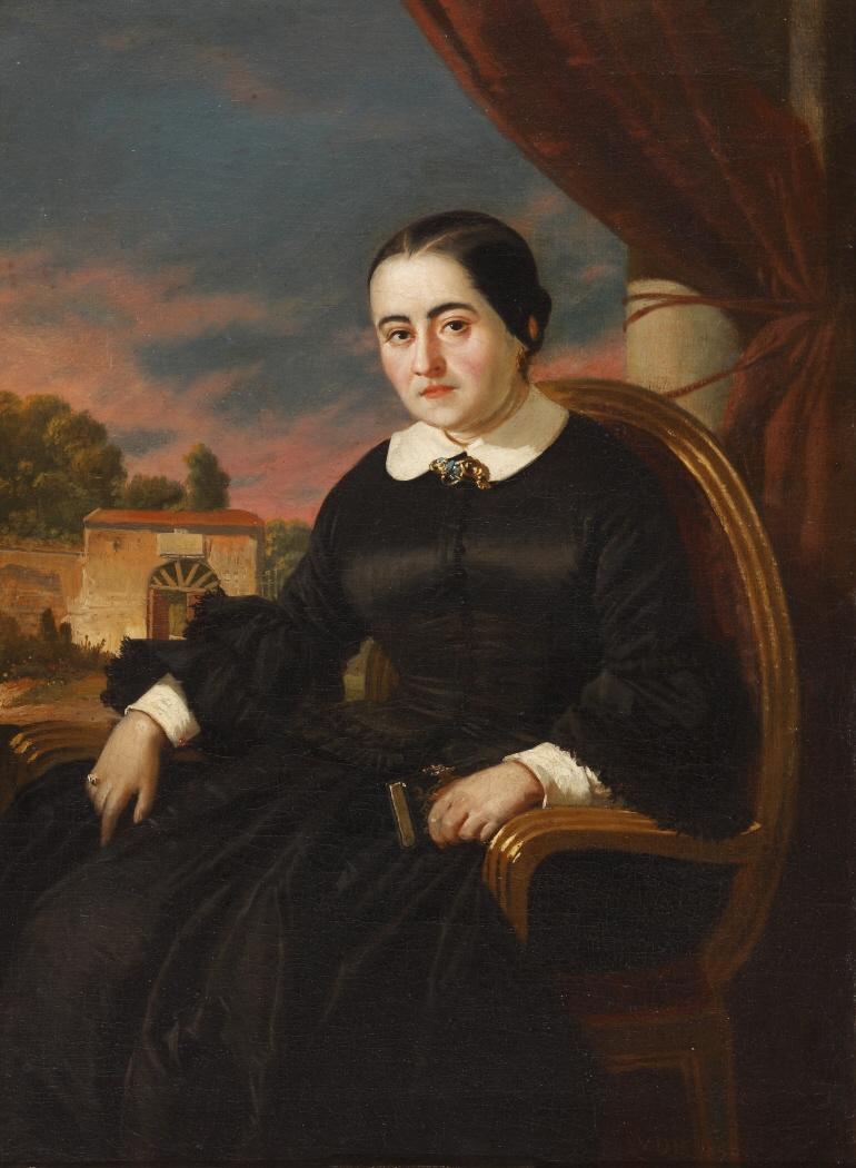 Resultado de imagen de Fernán Caballero (1796-1877)