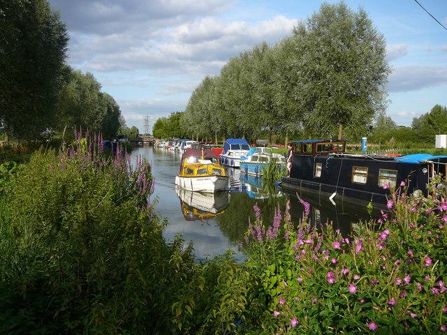 Chelmer and Blackwater Navigation at Sandford - geograph.org.uk - 1640063