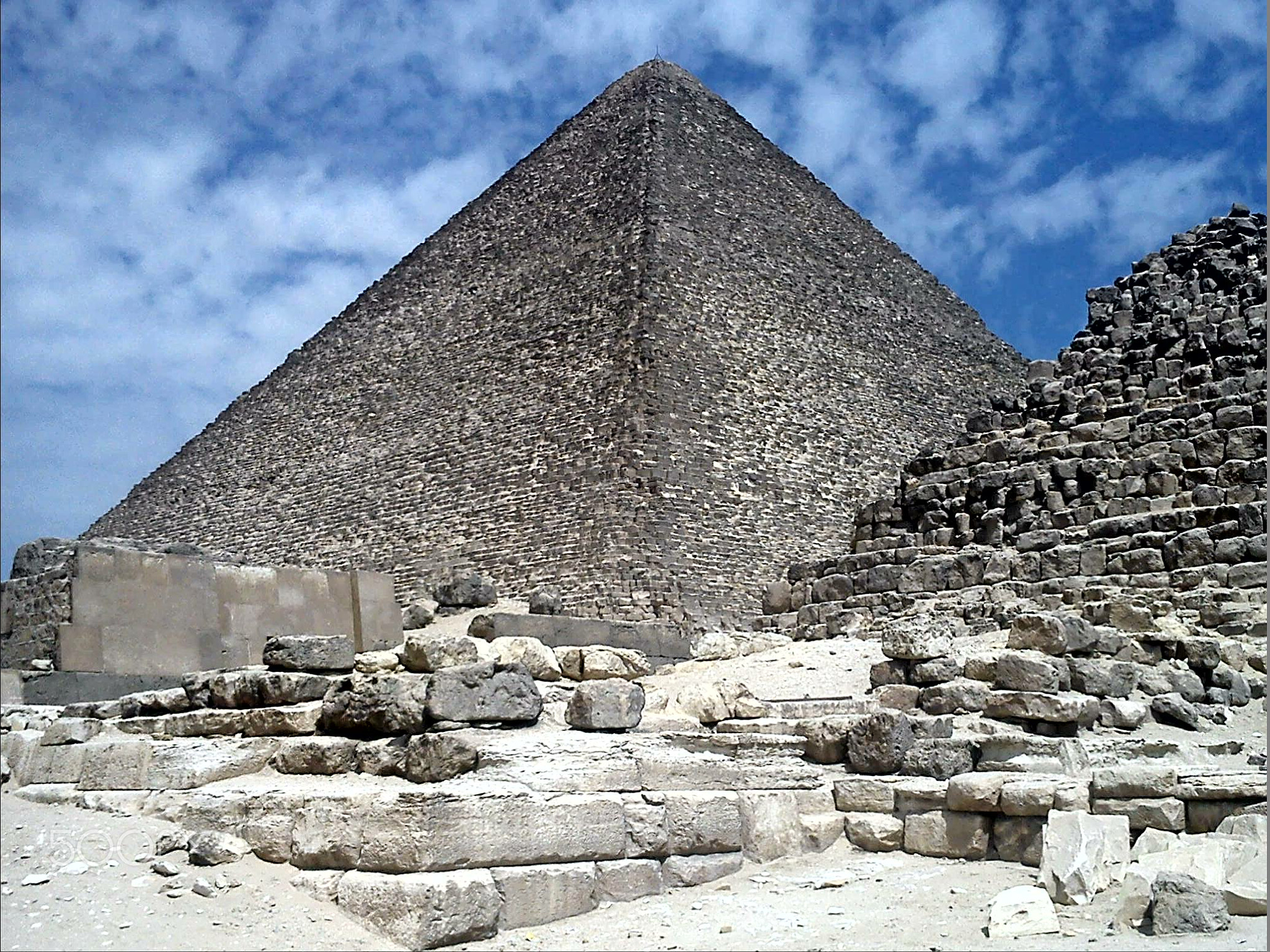 Cheops Pyramide