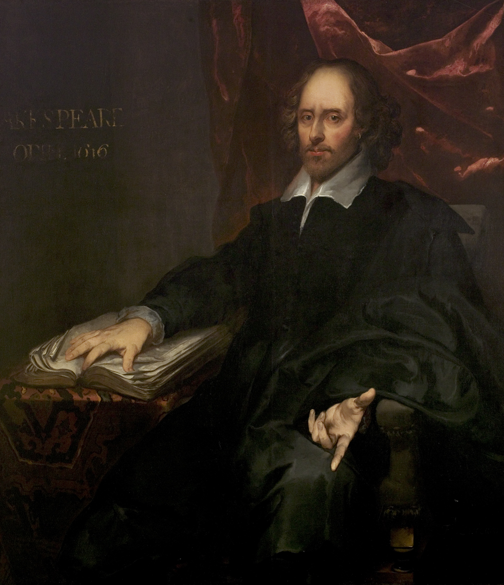 Северный ветер - Уильям Шекспир: закулисье