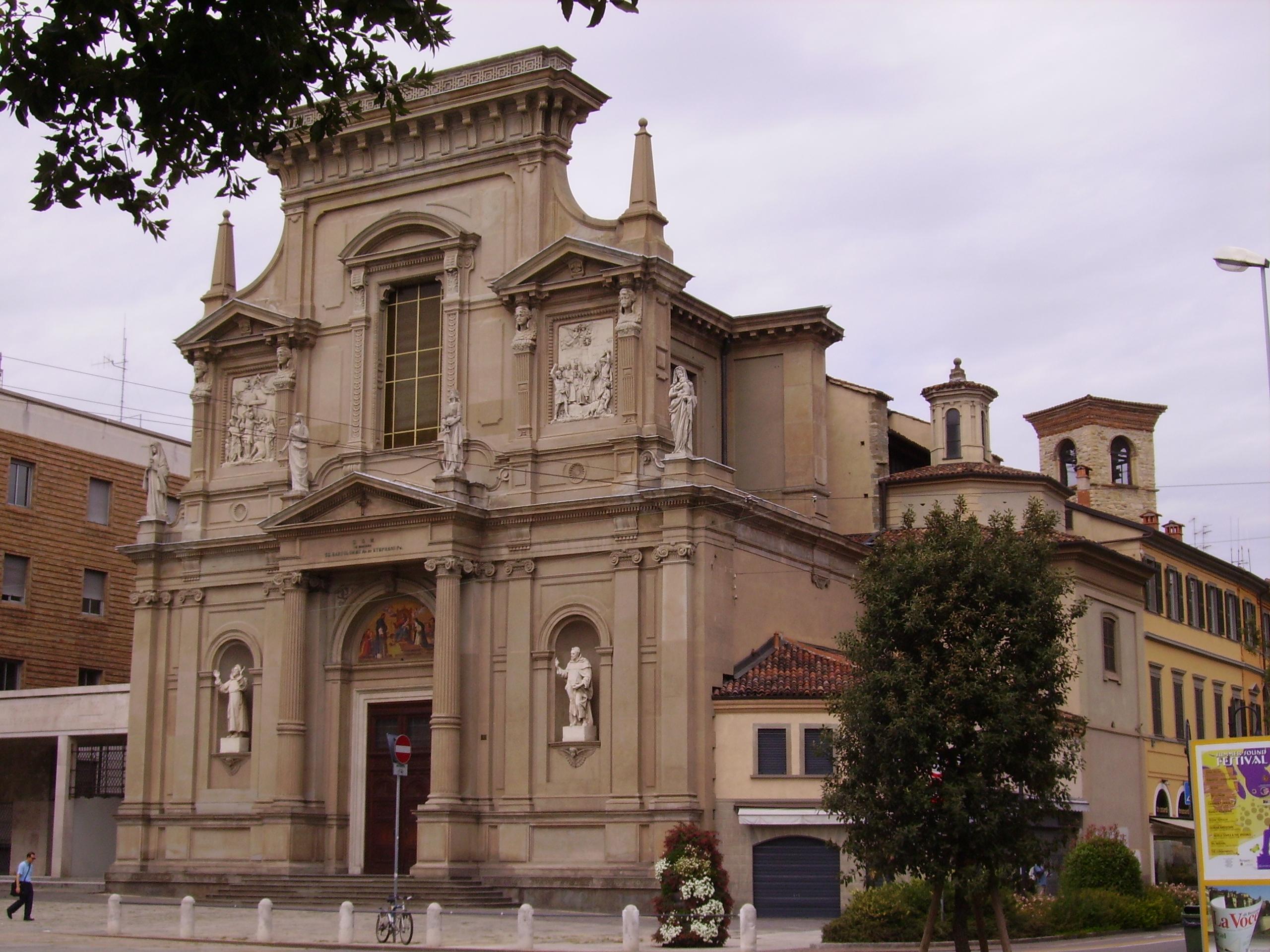 Image result for Chiesa di Santi Bartolomeo e Stefano