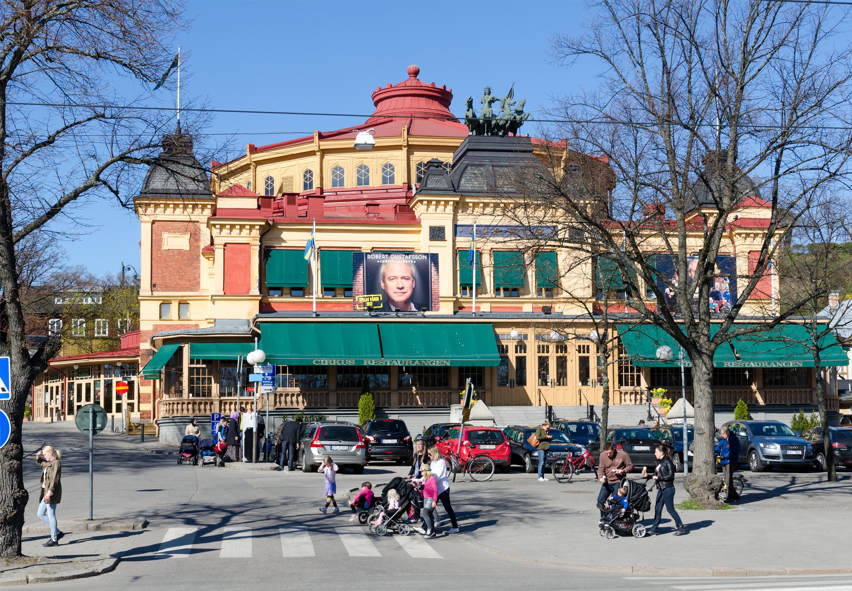 Date restaurang stockholm