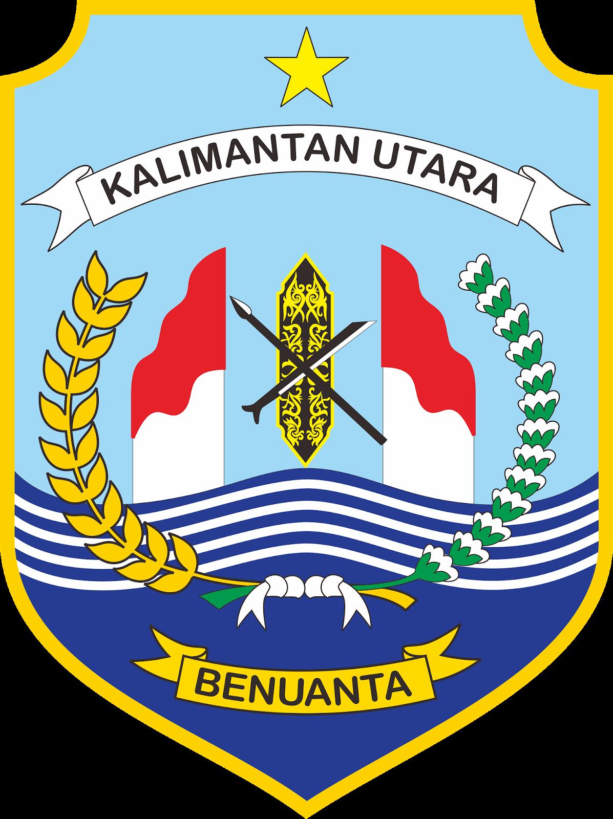 Lambang Kalimantan Utara Wikipedia Bahasa Indonesia Ensiklopedia Bebas