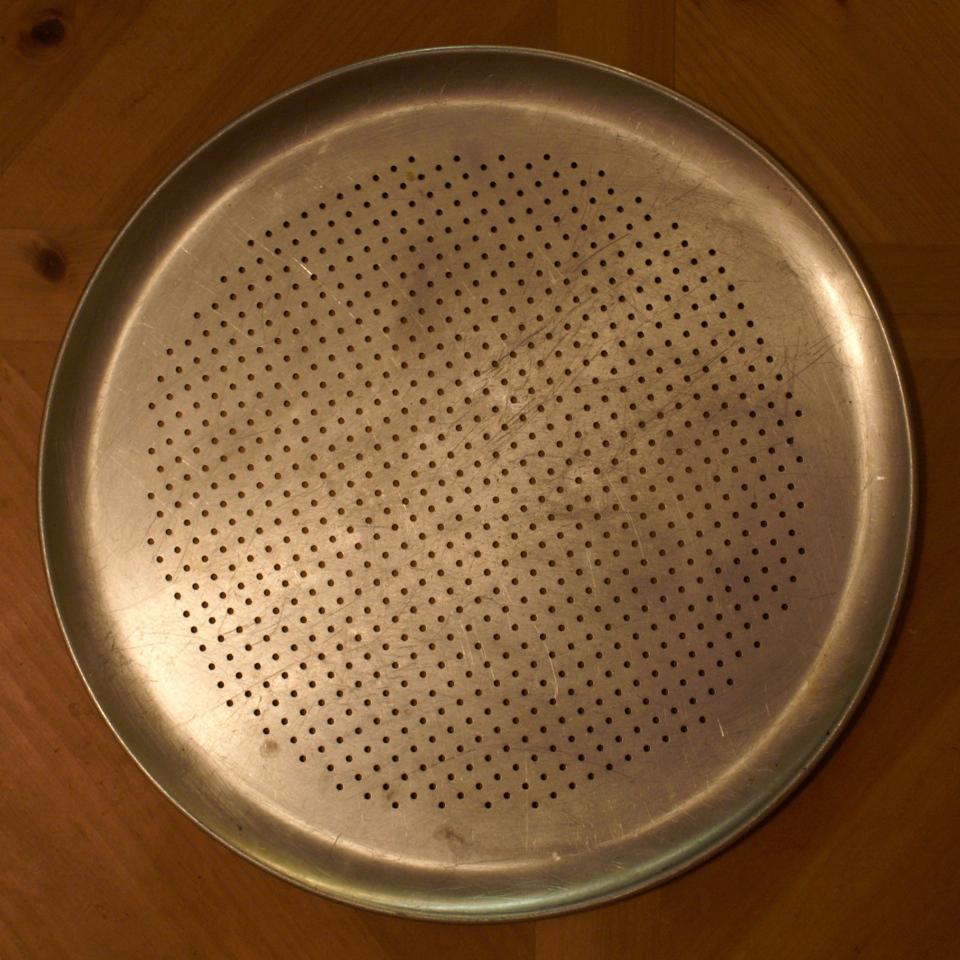 Teglie Rotonde Per Pizza Alluminio.Teglia Wikipedia