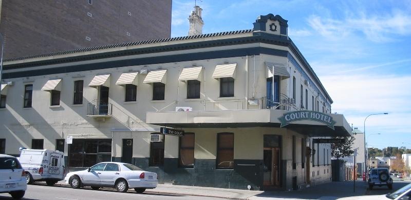 Court dates in Perth