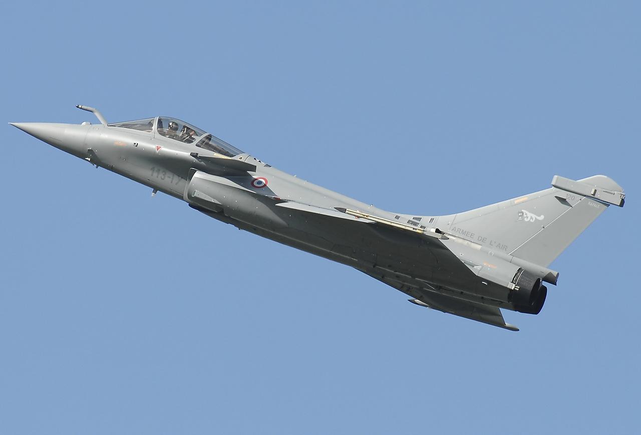 Dassault Rafale C France Air Force | Aviation Photo