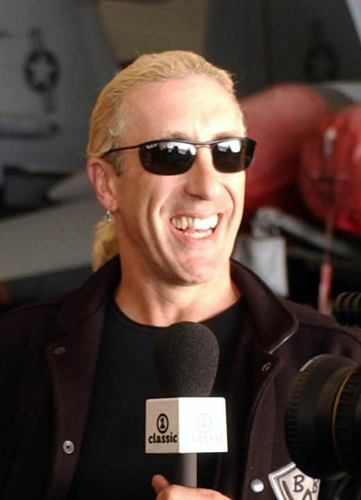 dee snider rule the world