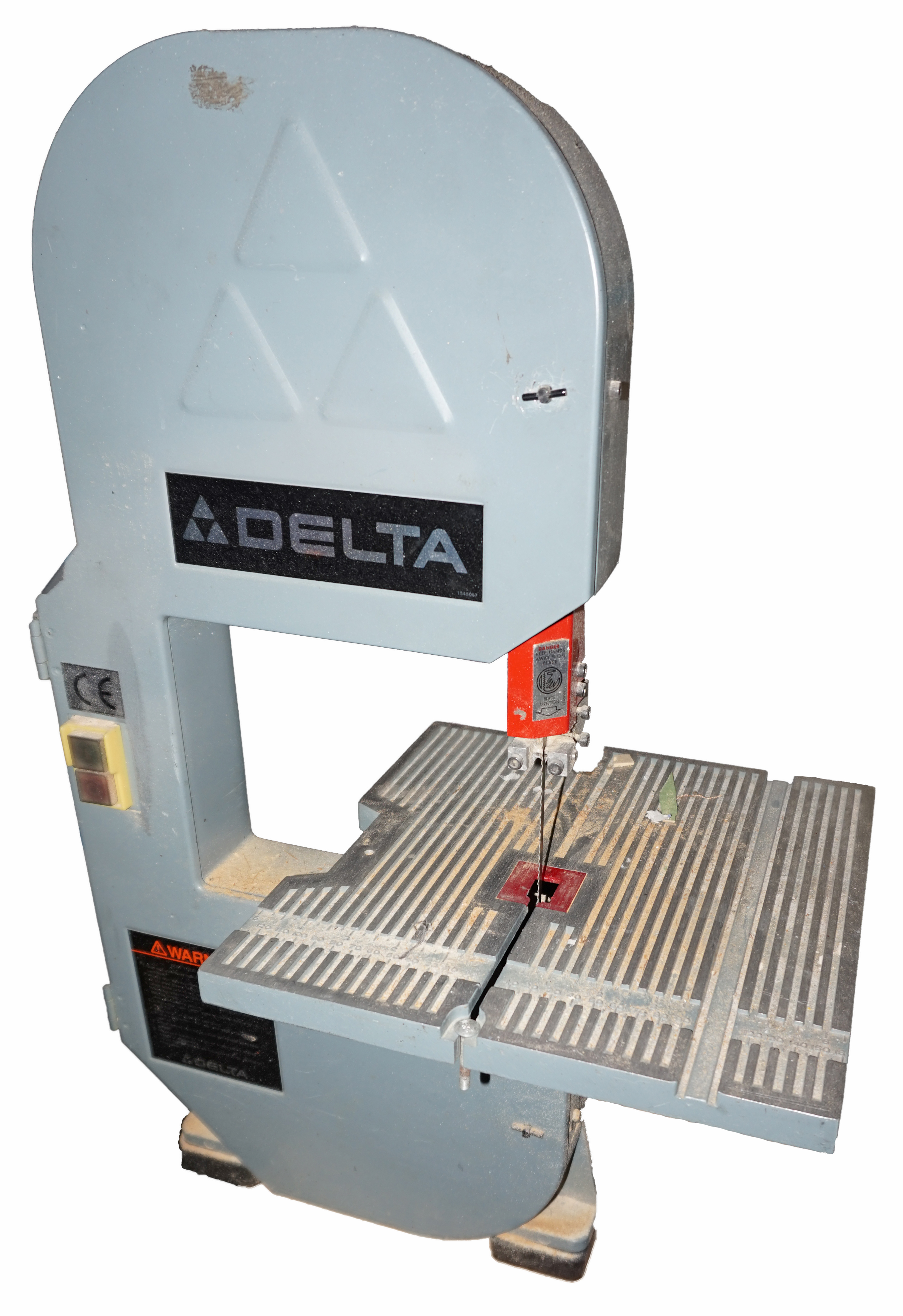 Dating een Delta Band Saw