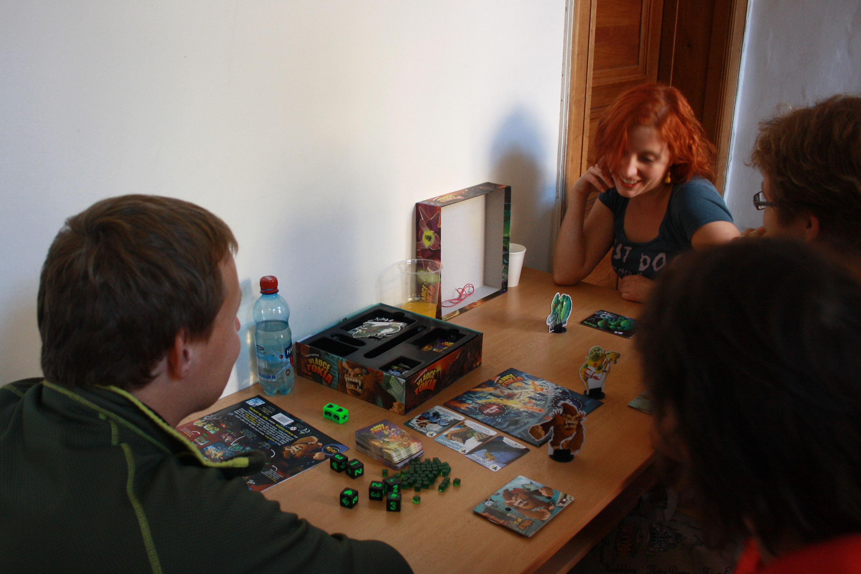 Picture of a game: King Of Tokyo