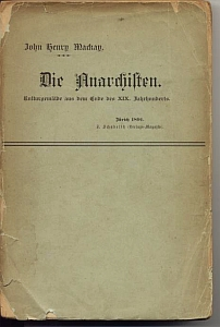 book by John Henry Mackay