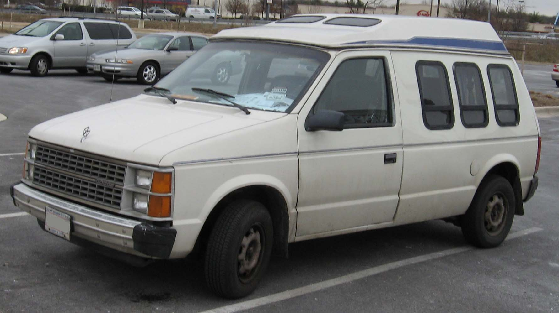 File Dodge Caravan Camper Jpg Wikimedia Commons