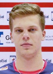 Donovan Džavoronok Czech volleyball player