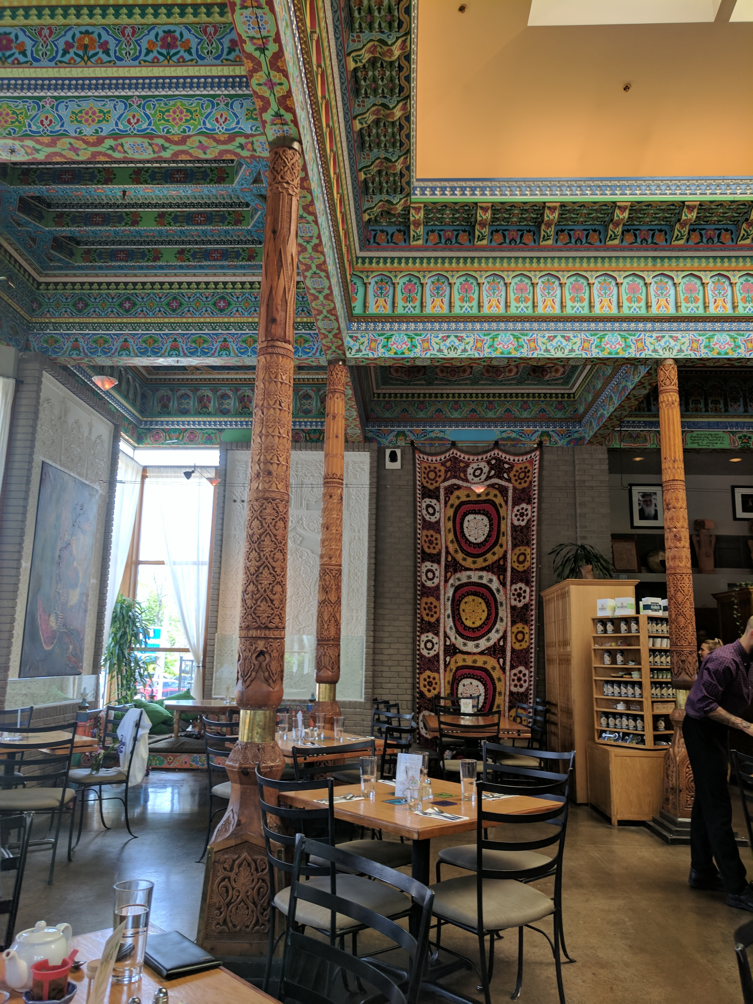 File Dushanbe Teahouse In Boulder Jpg Wikimedia Commons