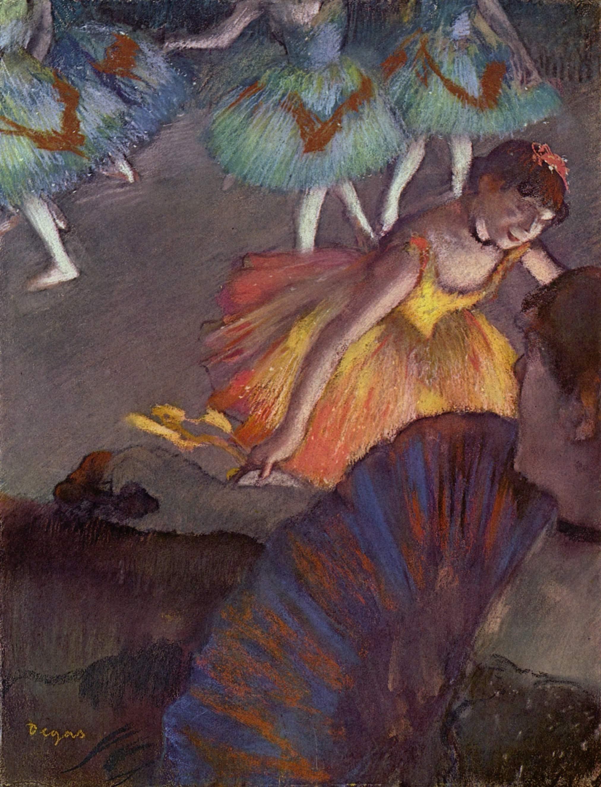 Fichier:Edgar Degas - Chasse de danse.jpg — Wikipédia