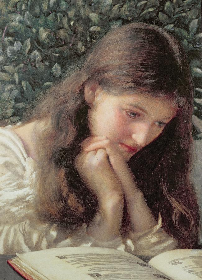Edward Robert Hughes - Idle Tears.jpg