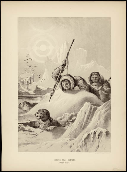 Inuit Hunting Seals