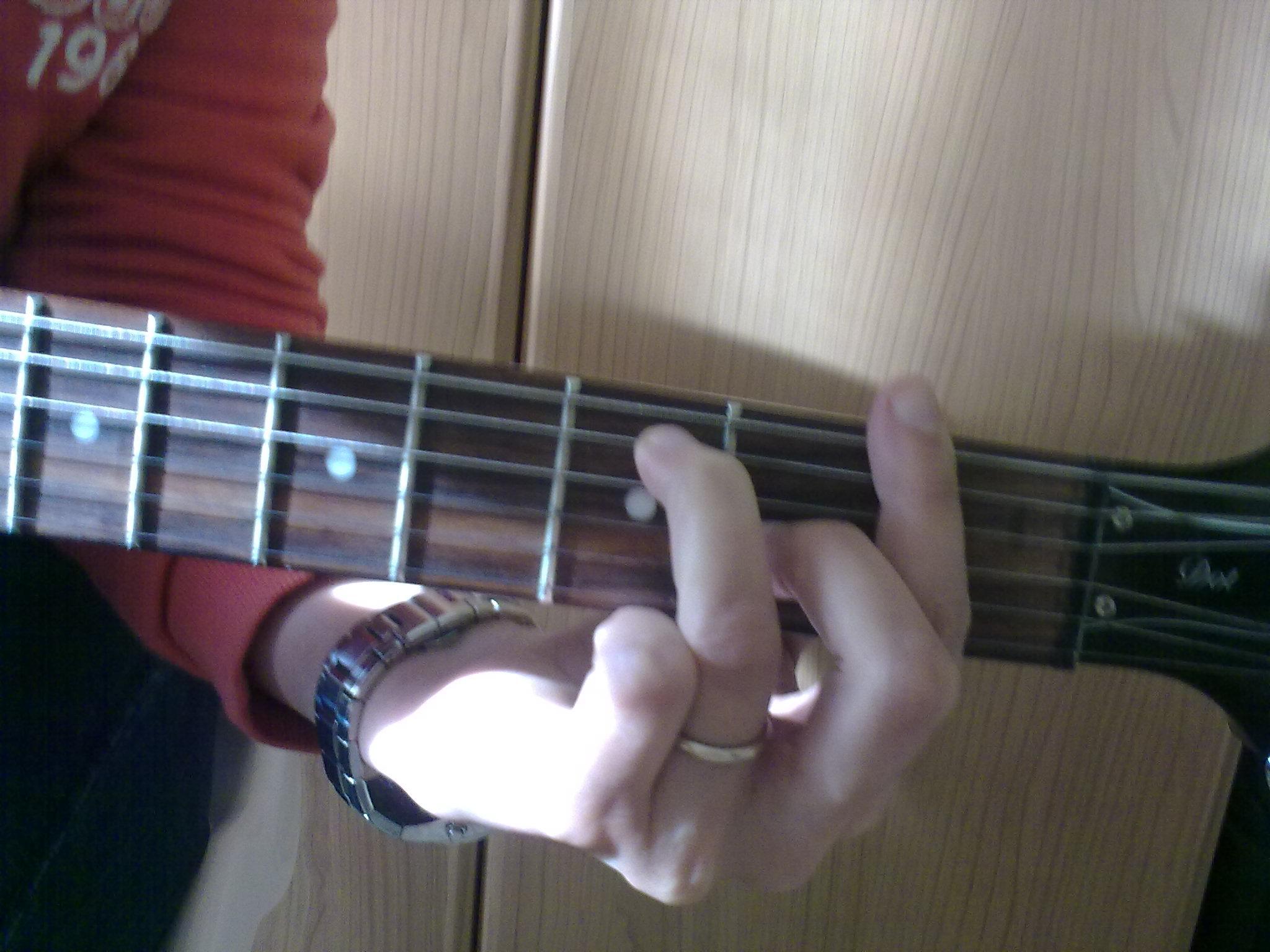 Fa7 Chord