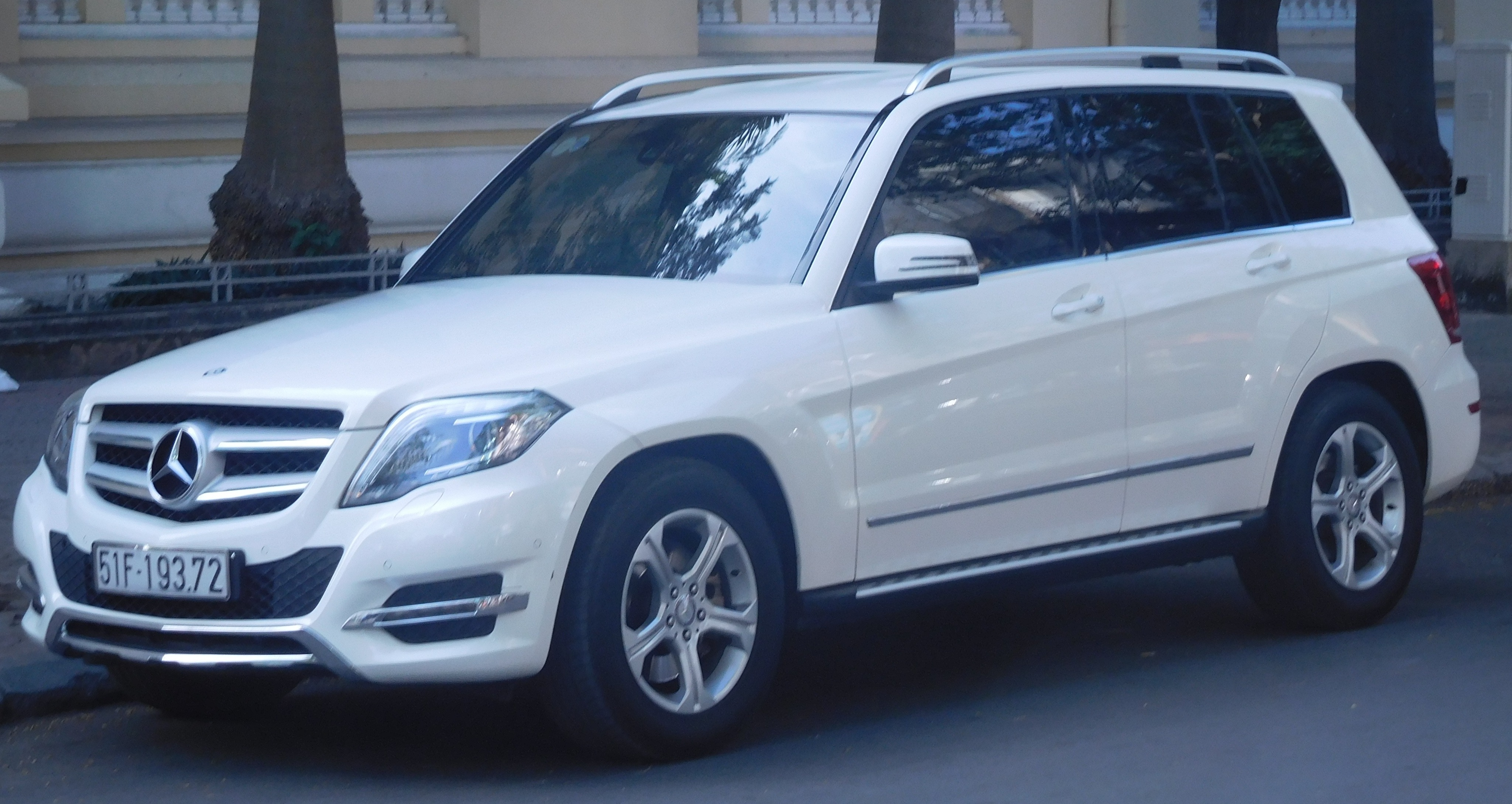 Mercedes Benz Glk  Bt M