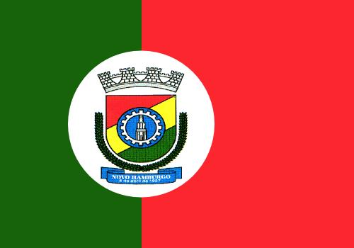 Ficheiro:Flag of Novo Hamburgo, Brazil.png
