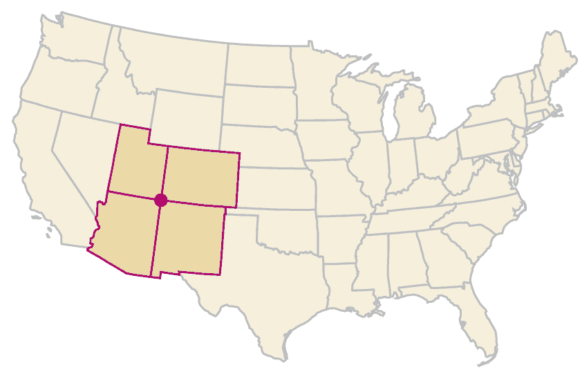 File Four Corners States Png Wikimedia Commons