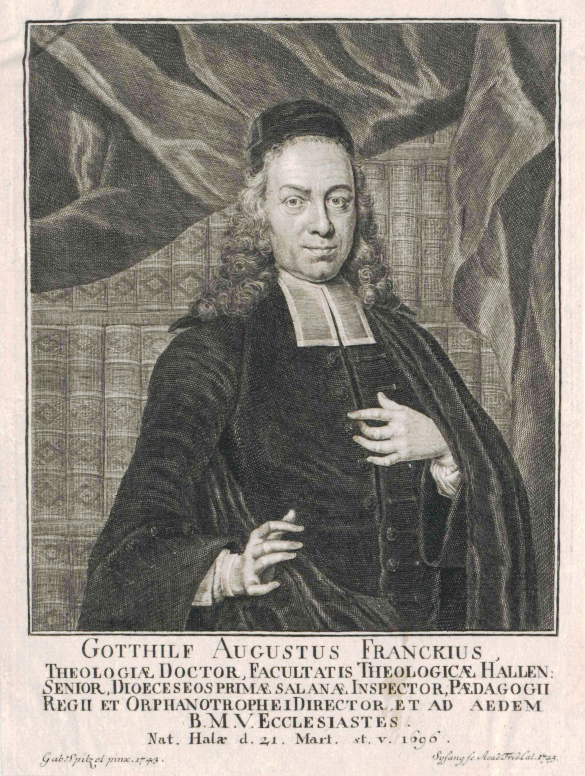 Gotthilf August Francke –