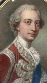 Charles was succeeded by his eldest son Frederick Calvert, 6th Baron Baltimore. Frederick Calvert 6th Baron Baltimore.jpg