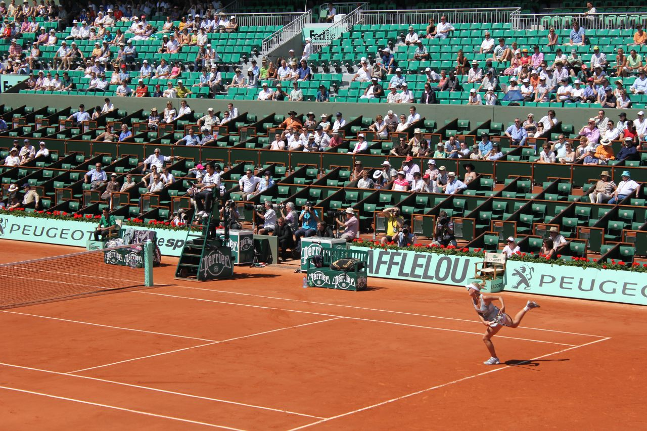 french open paris