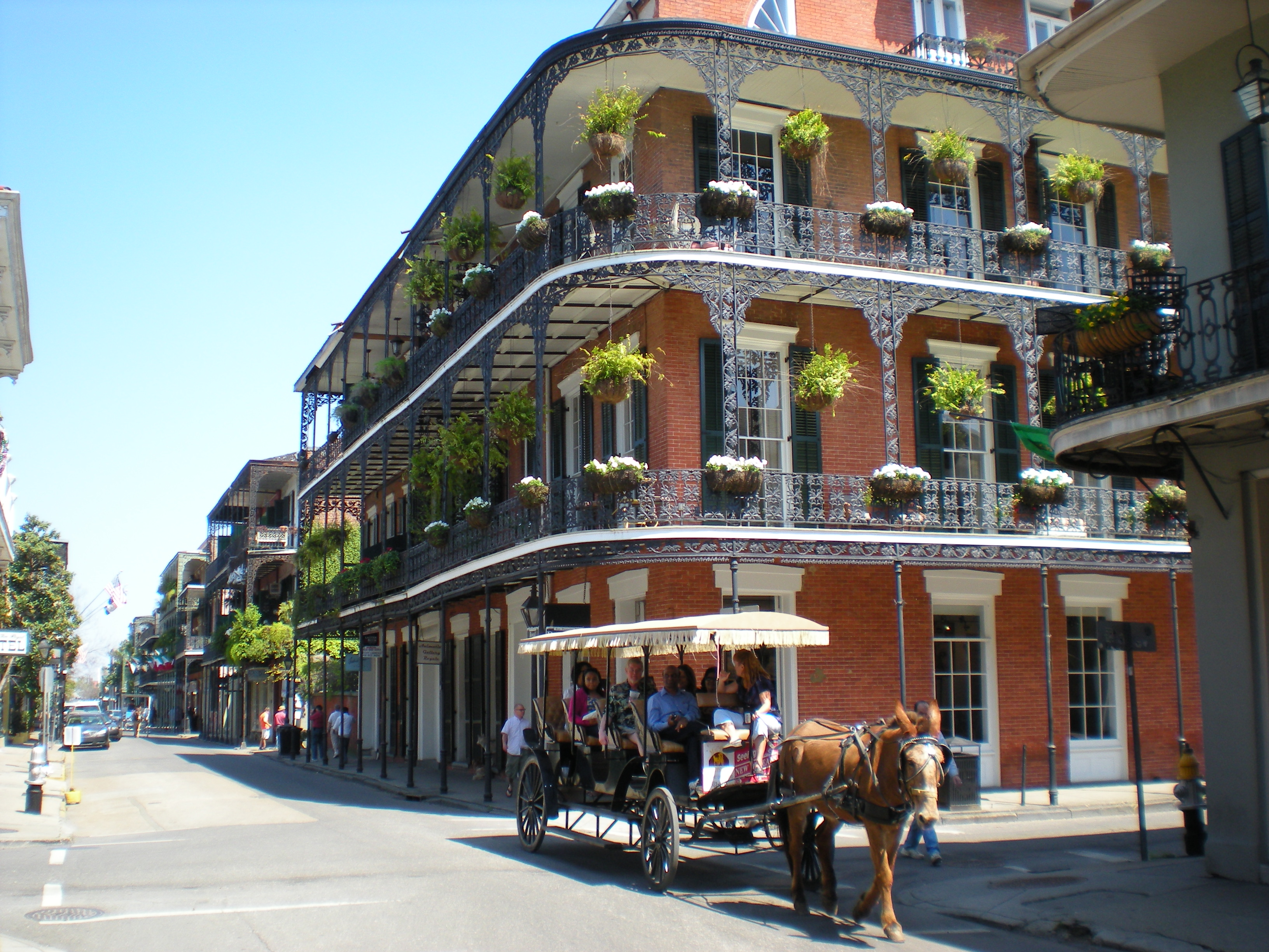 Best Western French Quarter Hotel