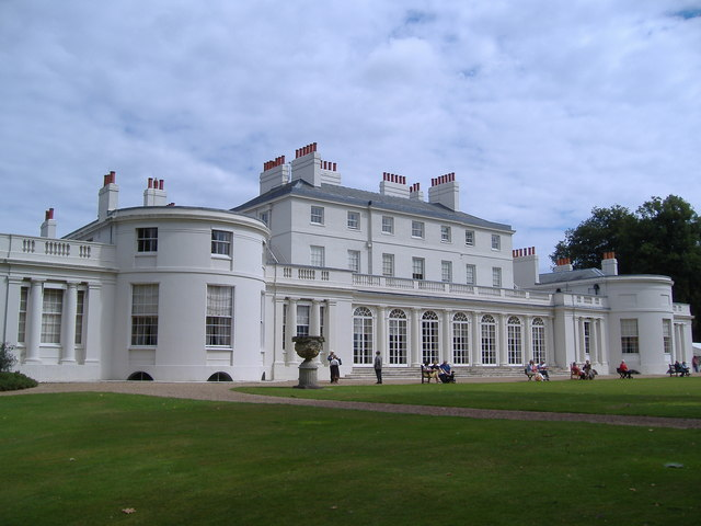 File Frogmore House Windsor Great Park Geograph Org Uk