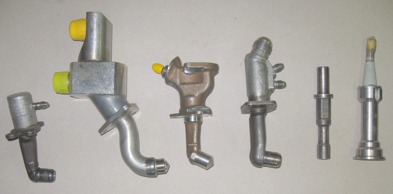 File Fuel nozzles gas turbine JPG Wikimedia mons