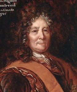 Philippe de Rigaud, Marquis de Vaudreuil French noble