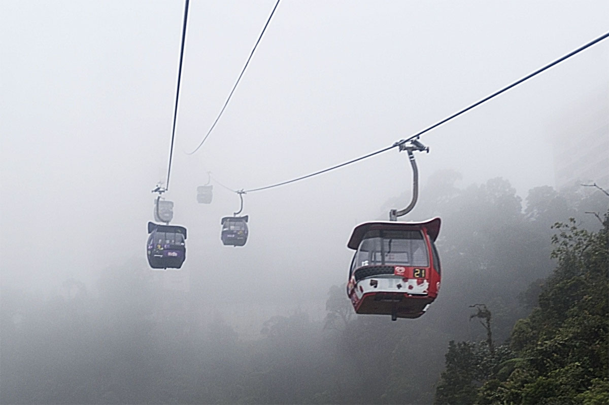 Genting Skyway - Wikipedia