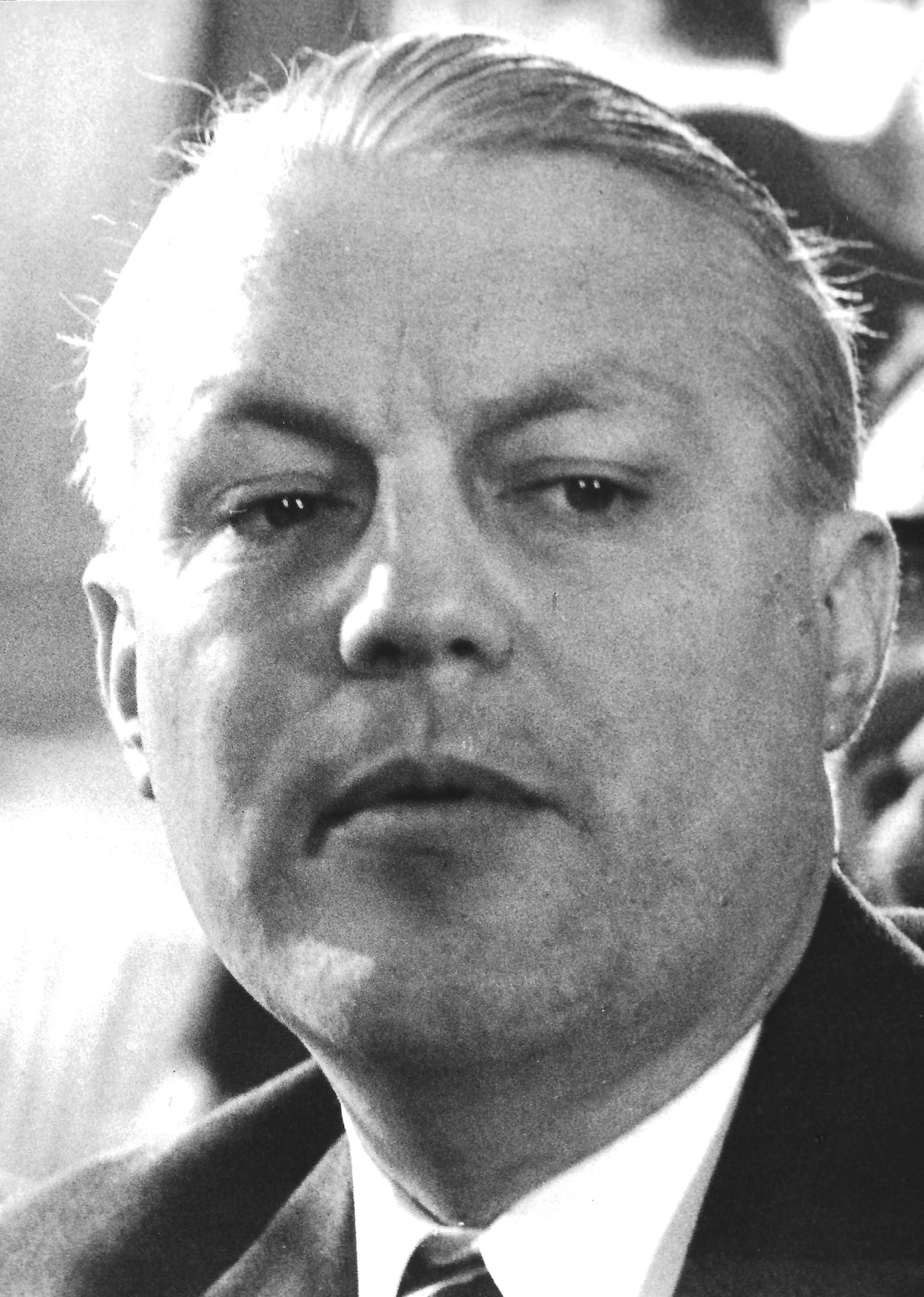 Gerhard Stoltenberg Geburtstag