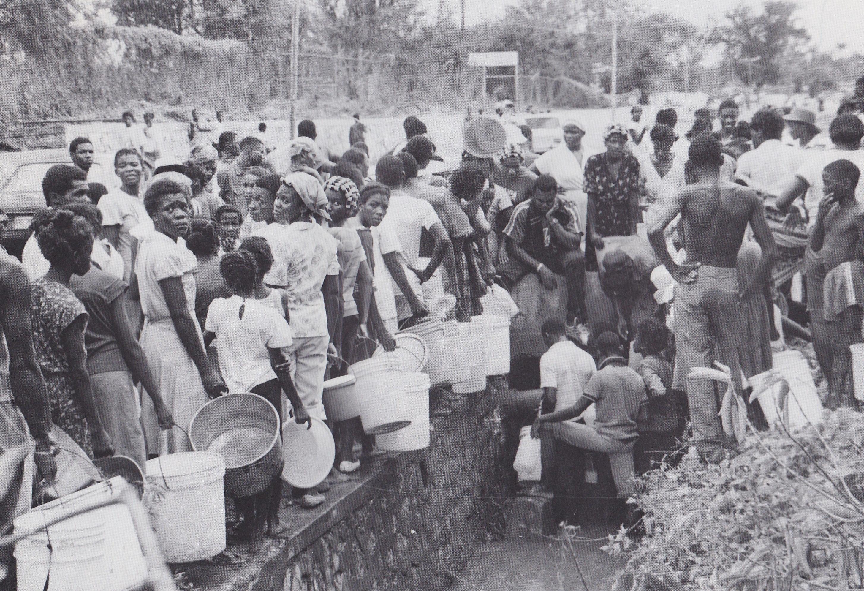 Резултат с изображение за jamaica riots 1976